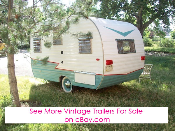 We Take Forgotten Dilapidated Trailers That Were Once Things Of Beauty And Bring Them Back To Life See Our Vintage For Sale Here